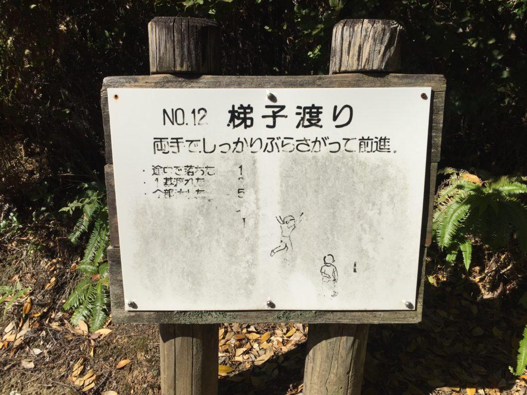 No.12 梯子渡り